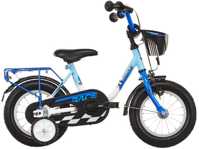 """Vermont Race - Vélo enfant - 12"""" bleu"""